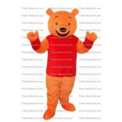 Buy cheap Winnie the Pooh bear mascot costume.