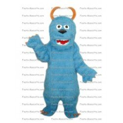 Buy cheap Monster Bear and Co. mascot costume.