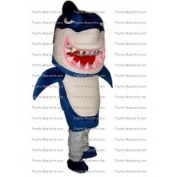 Buy cheap Shark mascot costume.