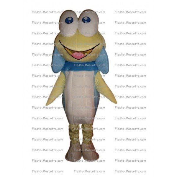 Buy cheap Periwinkle mascot costume.
