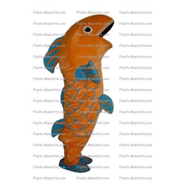Buy cheap Fish mascot costume.