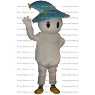 Achat mascotte Bonhomme de Neige pas chère. Déguisement mascotte Bonhomme de Neige.