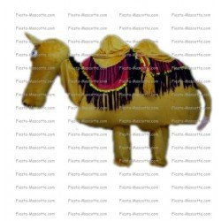 Buy cheap Camel mascot costume.