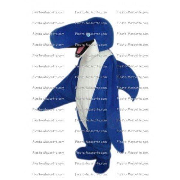 Achat mascotte Baleine pas chère. Déguisement mascotte Baleine.